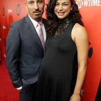 Austin chick actress morena baccarin s husband