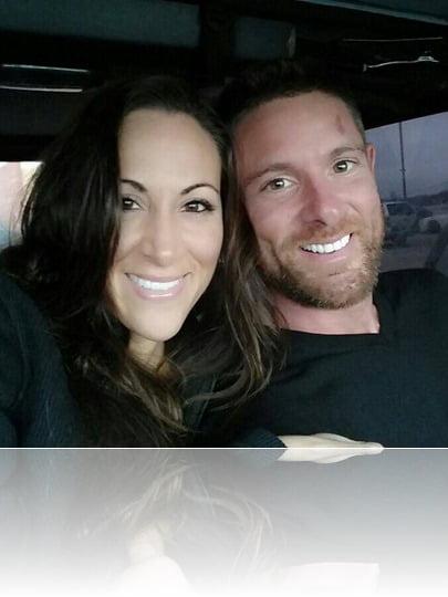Noah Galloway girlfriend Jamie Boyd