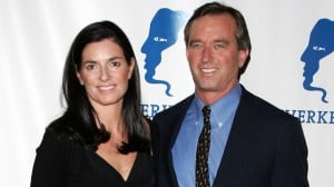 Robert Kennedy Jr second wife Mary Kathleen Richardson pic