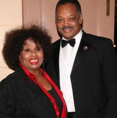 Jacqueline Lavinia Brown: Minister Jesse Jackson's Wife