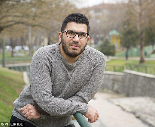 Omar Alkhani: Kayla Mueller's Syrian Boyfriend