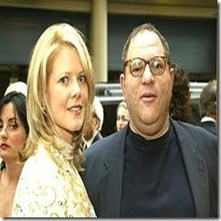 Harvey Weinstein Eve Chilton Weinstein'