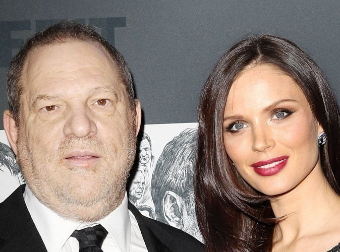 Harvey Weinstein's wife Georgina Chapman