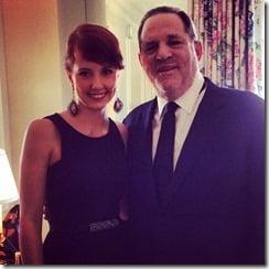 Lily Wenstein Harvey Weinstein daughter