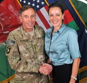 Paula Broadwell David Petraeus