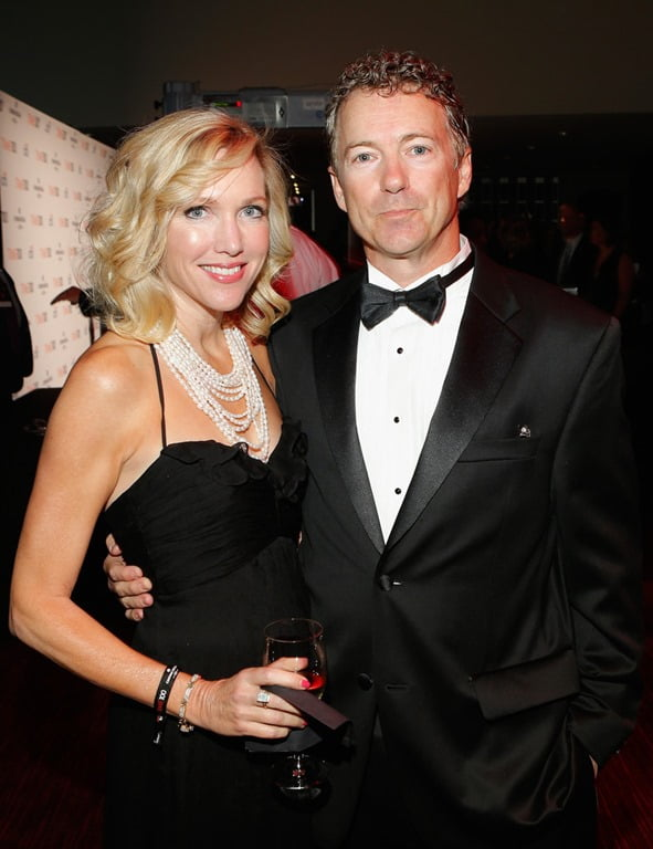 Meet Senator Rand Paul's Wife Kelley Paul