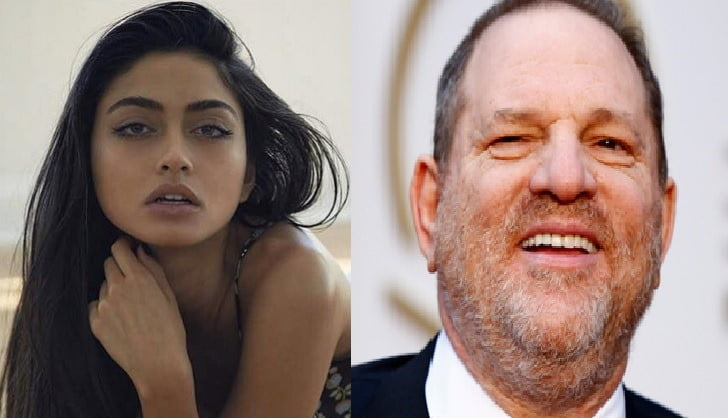 Ambra Battilana/ Ambra Gutierrez: Harvey Weinstein's Model Accuser