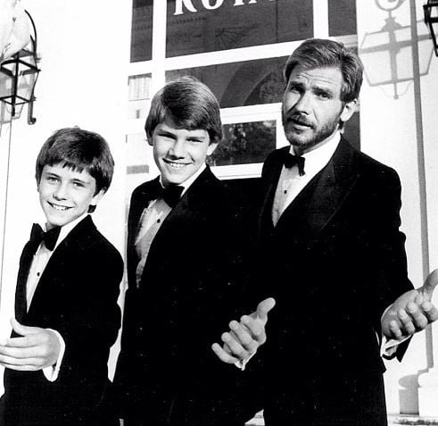Harrison Ford: Wife, ex wives and children