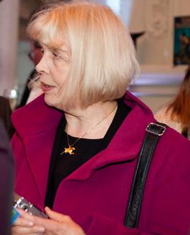 Lyn Pratchett: author Terry Pratchett's wife