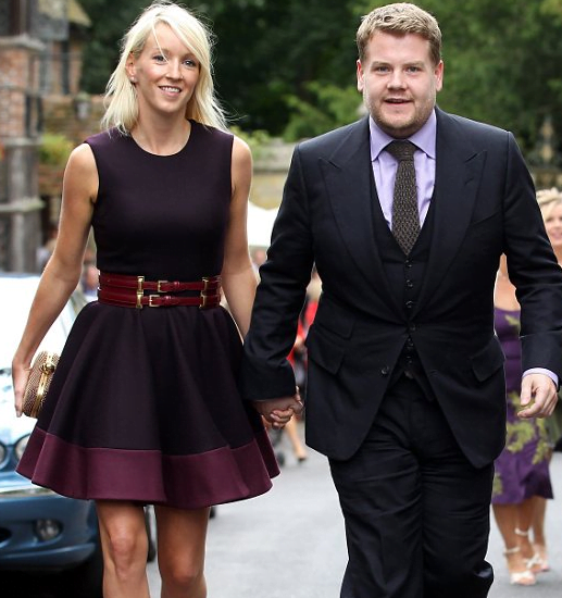 julia carey james corden