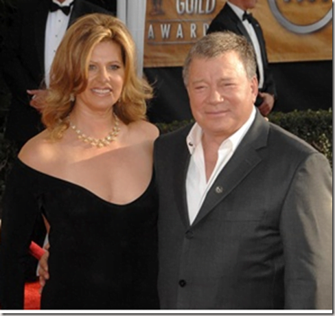 elizabeth shatner star trek actor william shatners wife