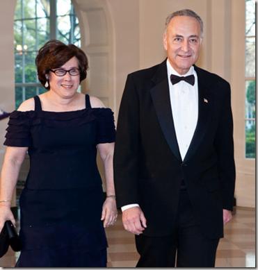 Iris Weinshall NY Sen. Charles Schumer's wife