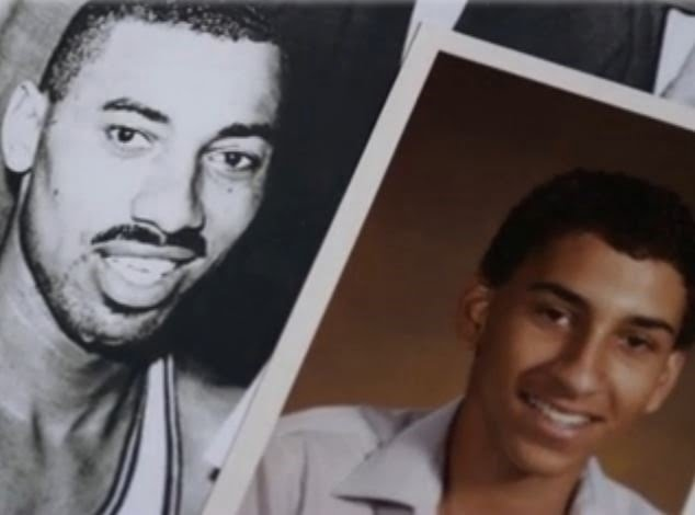 Aaron Levi: NBA Legend Wilt Chamberlain's Secret Son