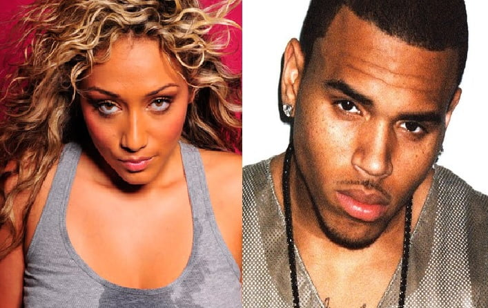 Is chris brown dating nia amey