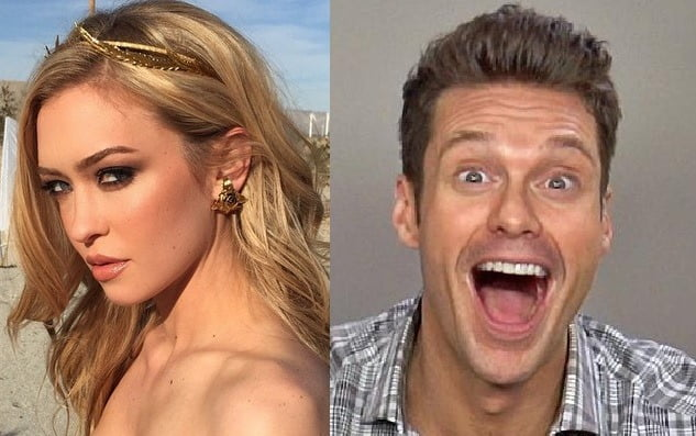 Renee Hall: Ryan Seacrest's New Girlfriend