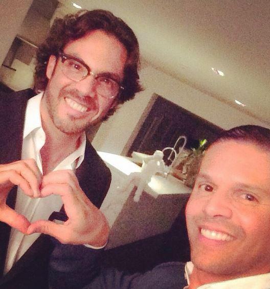 Who Is Univisions Fired Host Rodner Figueroas Boyfriend Is It