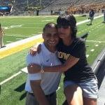 Aaron Hernadez mom Terri Hernandez pic