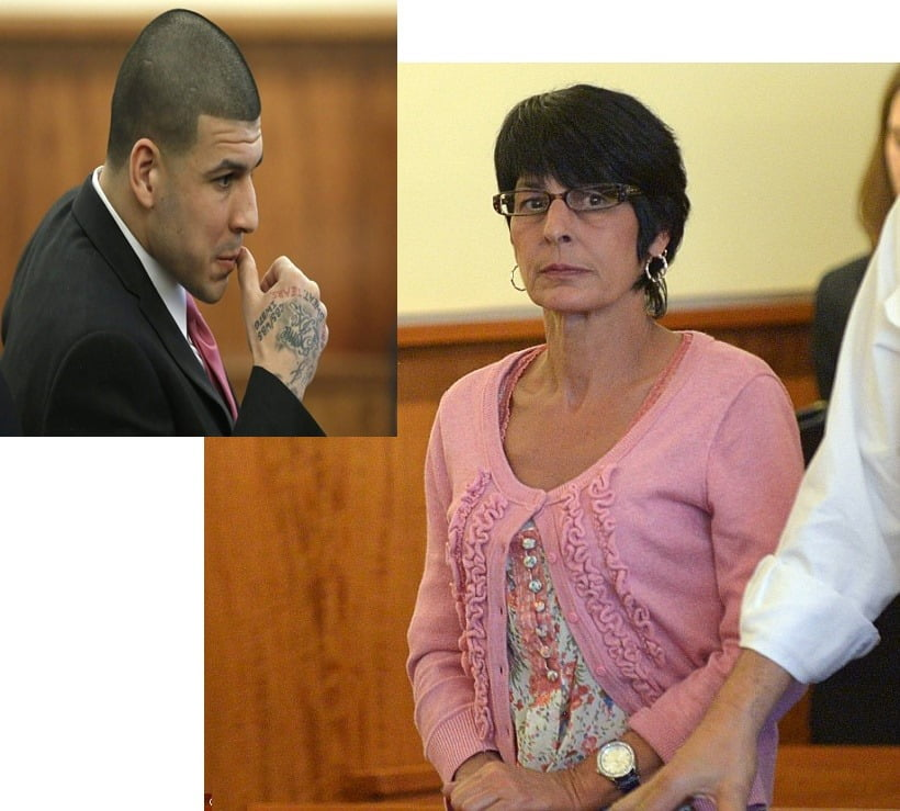 Terri and Dennis Hernandez- NFL Player Aaron Hernandez' Parents