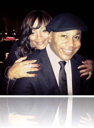 LL Cool J wife Simone Johnson-photos