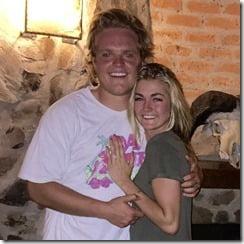 Lindsay Arnold boyfriend Sam Cusick photos