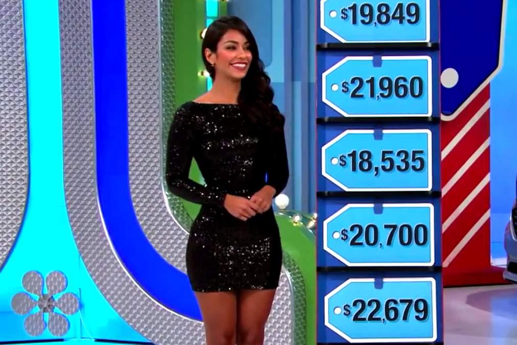Manuela Arbelaez The Price Is Right Model Bio Wiki