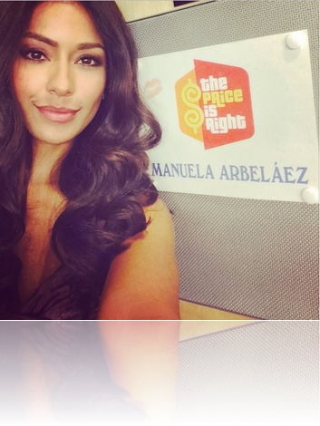 Manuea Arbelaez the price is right model