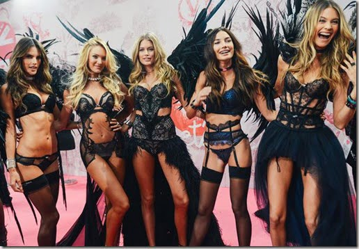 New Victoria's Secret Angels for 2015 Fashion Show!