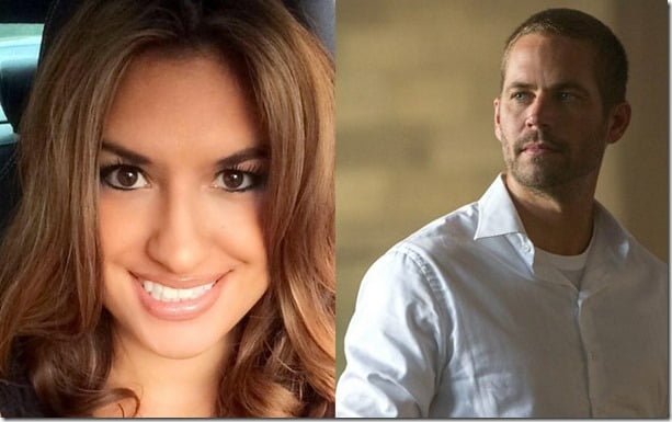Cindy Leon: Paul Walker On-Set Fling?