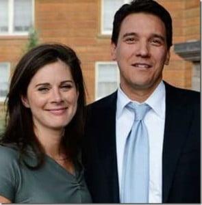 David Rubulotta: CNN anchor Erin Burnett's husband