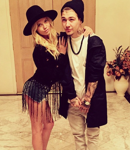 Chanel West Coast Rob Dyrdek Dating Crush on chanel west coast