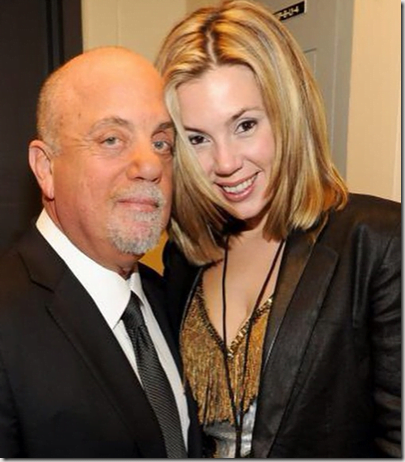 Billy Joel's Fourth Wife Alexis Roderick