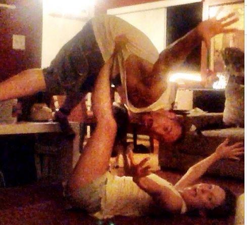 Paul Kirkland: Ballroom dancer Sharna Burgess' Boyfriend ... | 489 x 446 jpeg 46kB