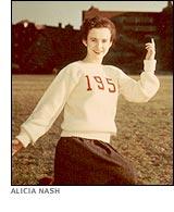 Alicia Larde Nash John Nash wife pics