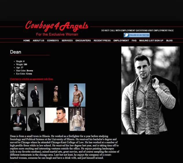 Josh Seiter Dean Cowboys 4 angels