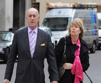 Len Goodman wife Sue Barrett Goodman