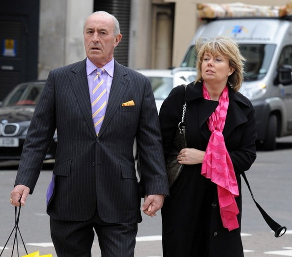 Sue Goodman Dwts Judge Len Goodman S Wife Bio Wiki