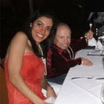 Ranae Shriver Verne Troyer pic