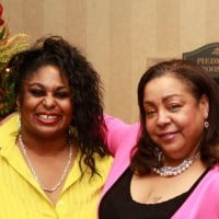 Shirley, Claudette and Patty King