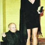verne_troyer_wife_genevieve_gallen pic