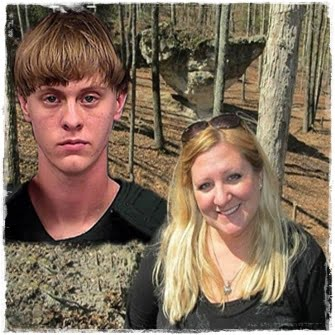 Paige Mann Dylann Roof S Step Mother