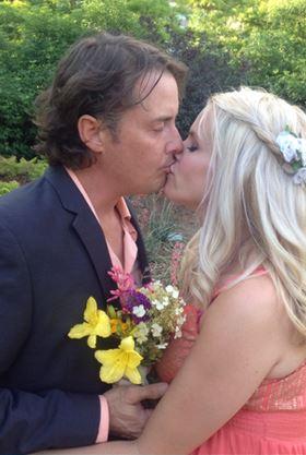 Jeremy London Juliet Reeves wedding