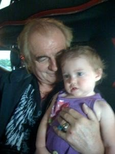 Xilan Squire Chris  Squire daughter