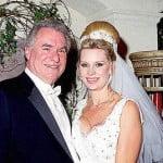 david Siegel Jackie Siegel wedding photo