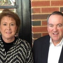Janet Huckabee Former Gov. Mike Huckabee's Wife