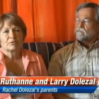 Larry and Ruthanne Dolezal