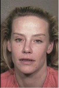 Amanda Peterson 2000 arrest mugshot