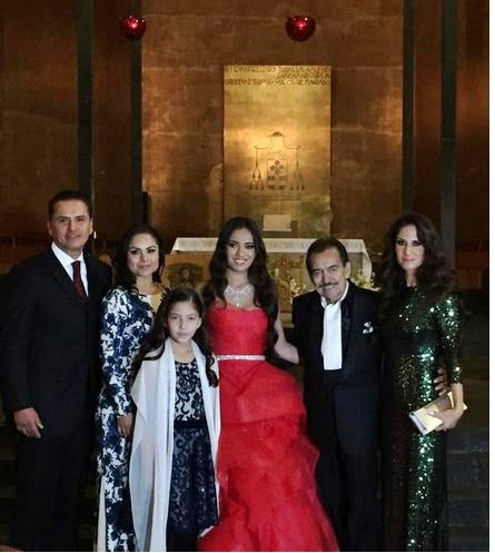 Mexican Singer Joan Sebastian's Wife Alina Espino (Bio, Wiki)