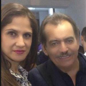 Mexican Singer Joan Sebastians Wife Alina Espino Bio Wiki