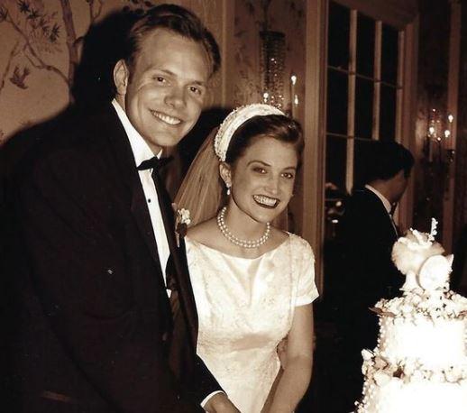 Sarah Williams Joel Mchale,Joel Mchale wife