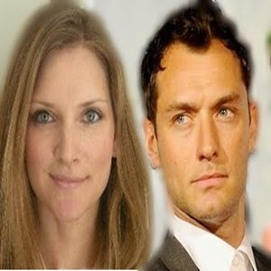 Jude Law Girlfriend is Phillipa Coan
